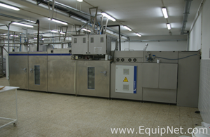 Lloveras Sima 400 One Shot Chocolate Depositing Line