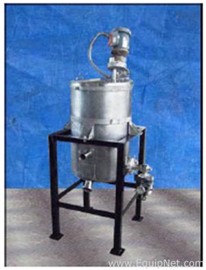 Marmita de Acero Inoxidable Acero inoxidable Genemco SGM4143.10