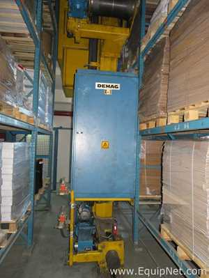 Demag Warehouse Electric Fork Lift