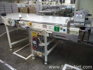 Liteq Belt Conveyor System for Chocolate Molding Line - 960mm Wide