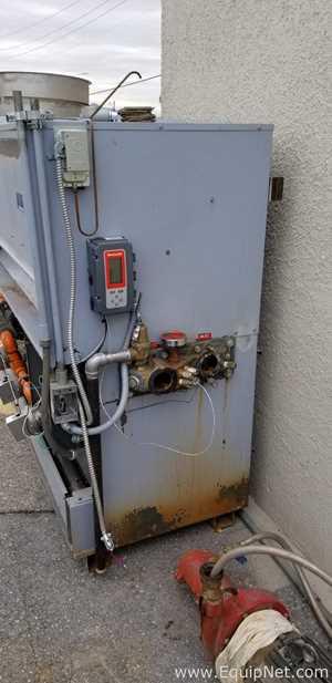 Teledyne Laars Natural Gas 160 PSI Water Boiler