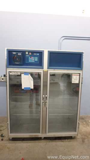 Jewett LR37B Double Door Laboratory Refrigerator