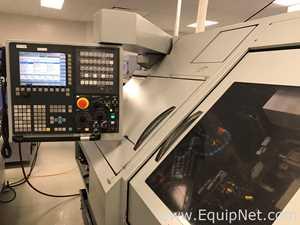 Star Micronics ECAS-32T Swiss Type CNC Automatic Screw Machine