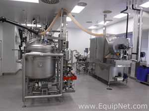 Chocotech and Euromec Continuous Pilot Scale Manufacturing Line for Lozenges