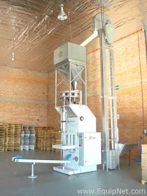 Jatek GR.CR5000 Automatic Vertical Form Fill and Seal Packaging Machine