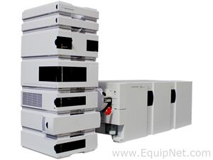 Agilent 6410B Triple Quadrupole LCMS with Agilent 1200 Series HPLC LC System