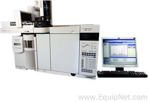 Gaschromatograph (GC) Agilent Technologies 7890A