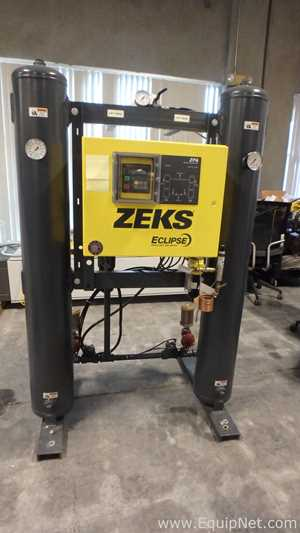 Zeks 120ZPA1HE000 Eclipse Dessiccant Air Dryer