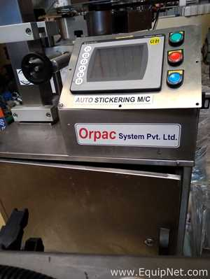 Orpac Systems 10 100 0057 01 Labeler