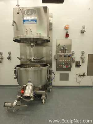 Collette GRAL-600 High Shear Mixer - Granulator - Suite 704