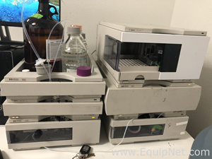 Agilent HP 1100 HPLC