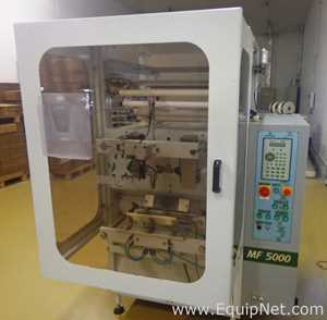 Indumak MF 5000 Bags Form Fill and Seal Machine For Dry Products Or Parts