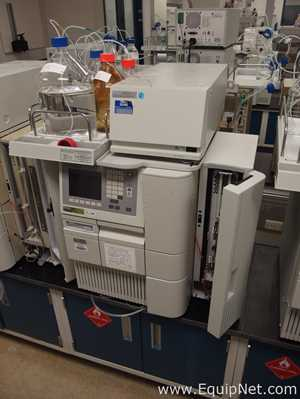 Waters 2695 HPLC with 2998 PDA