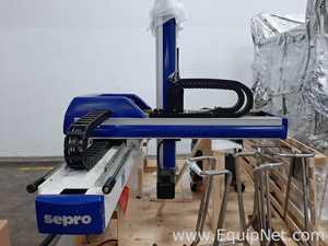 Sepro Robotique SR 4030 S3 Robot