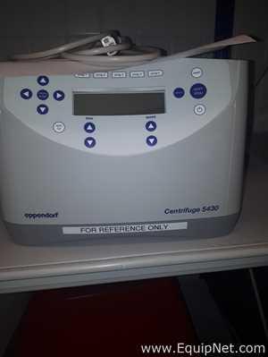 Eppendorf 5430 Laboratory Centrifuge
