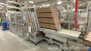 Cermex WB4500 Automatic Case Packer Wrap Around Style