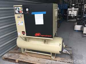 Ingersoll Rand 7.5 HP Rotary Screw Air Compressor
