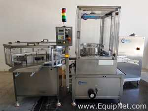 CORIMA WRB8 - Continuous motion vial washer