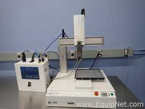 Janome/Nordson JR 2403N Benchtop Robot with Control