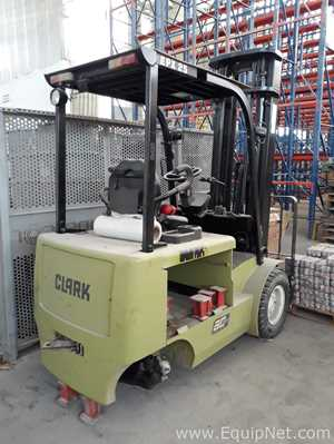 Clark EPX25 Electrical Fork Lift