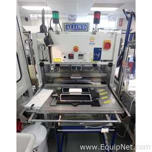 Alloyd 2SM1428 Single Shuttle Blister Sealer