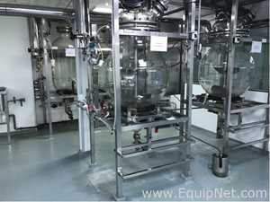 eivs sovirel 300 liters glass reactor