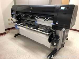 Hewlett Packard Designjet Z6800 60 Inch Inkjet Printer