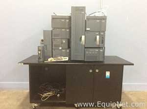 Waters Acquity UPLC With Detectors And Binary Solvent Manager