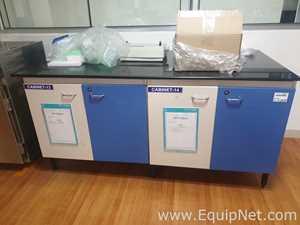 Mobiliario de laboratorio de control de calidad