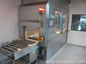 Unused Clearsphere Engineering Automatic Material Conveyor Infeed Air Lock and UV Light System