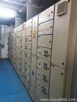 Lote de Panel de Control de Manejadoras de Aire