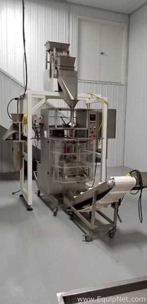 Máquina Vertical Formadora, Llenadora y Selladora  WeighPack Systems Inc. 1150