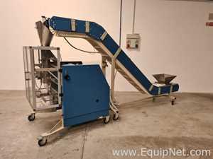 Máquina Formadora, Envasadora e Seladora FIUMI SISTEMI MEC 550