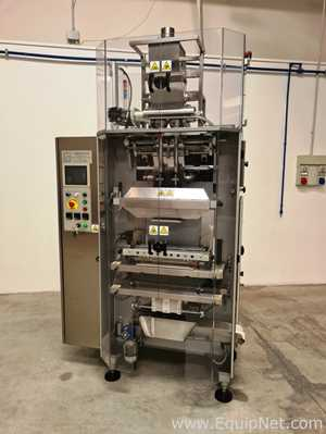 SCHMUCKER MARCHESINI Mod. TUBES 02L - Stickpack filling machine