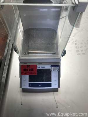 Mettler Toledo XS603S  Analytical Balance