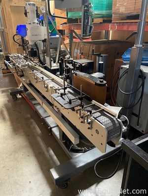 Rotuladora Southern California Packaging Equipment, INC. PA 4000