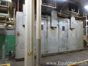 National Drying Machinery Belt Dryer