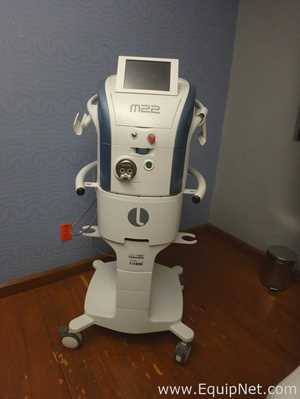 Lumenis m22 Laser Equipment for Hair Removal and Skin Treatments