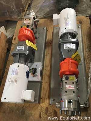 Bomba de Desplazamiento Positivo Ampco Pumps ZP3-030. Sin usar
