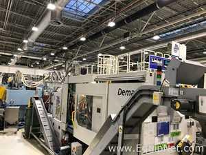 Demag ERGOTECH El-Exis200 Molding System