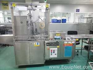 Autopack Ltd. AW-120 Automatic Carton Overwrapping Machine