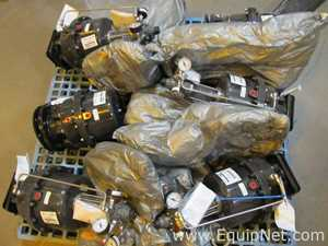 Lot of 6 ITT A234 Advantage Act Actuators