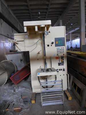 Bosch SVZ2500A Form Fiil and Seal Machine for Powder on Bag