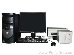 AGILENT HP 8453 Spectrophotometer UV VISIBLE  SPECTROSCOPY SYSTEM