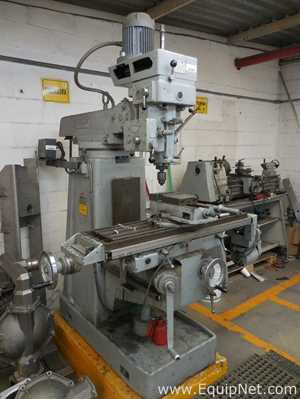 Doria H K 1 Milling Machine