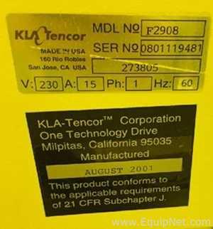 KLA Tencor FLX 2908 Thin Film Stress Measurement System 8 in Wafer