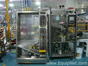 IWK Verpackungstechnik TFS 15 Polylaminate Tube Filler for Cream and Gel