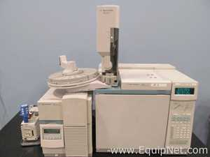 Fully Refurbished Agilent 6890N Gas Chromatograph with 5973 inert Mass Selective Detector