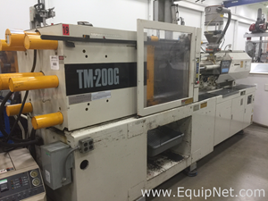 Toyo Machinery  TM200G Injection Molder