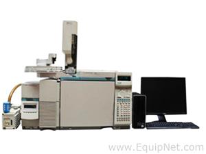 Espectrómetro de Masa Agilent Technologies 6890 Series